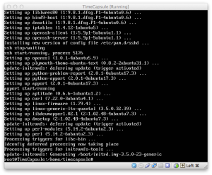 Just finished updating Ubuntu