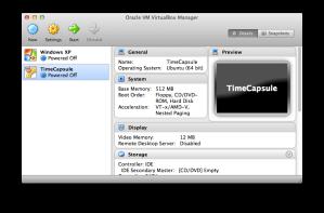 A virtual machine optimized for Ubuntu successfully created
